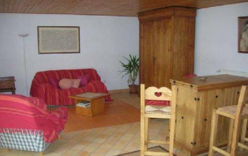 Location de vacances - Gîte à Jou-sous-Monjou
