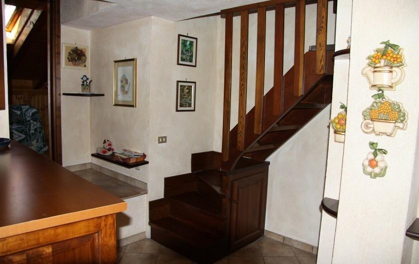 Location de vacances - Appartement à Saint Rhemy