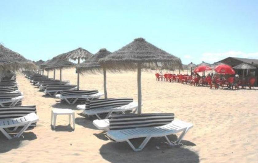 Location de vacances - Chalet à Alicante - Plage