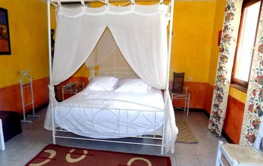 Location de vacances - Hôtel - Auberge à Lamarche-sur-Saône