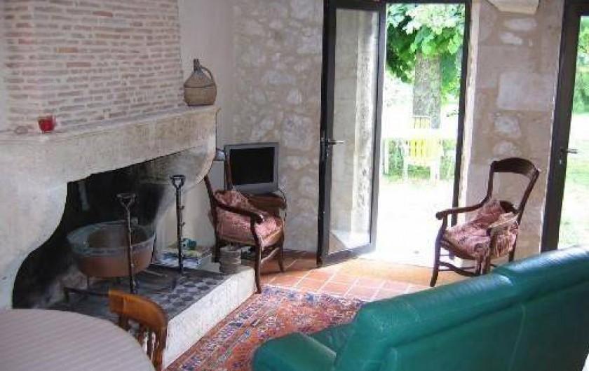 Location de vacances - Maison - Villa à Montcaret