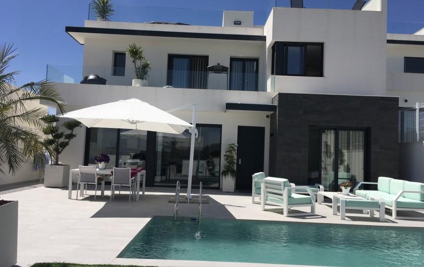 Location de vacances - Villa à San Miguel de Salinas - vue extérieure