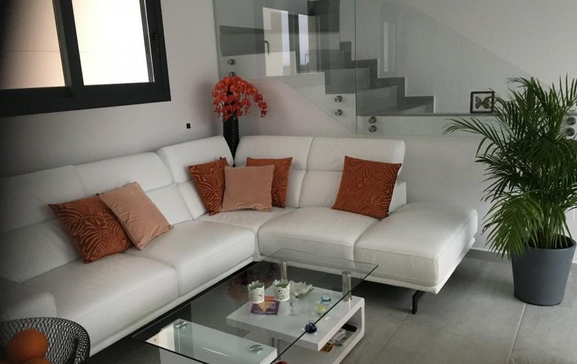 Location de vacances - Villa à San Miguel de Salinas - salon du rez de chaussée