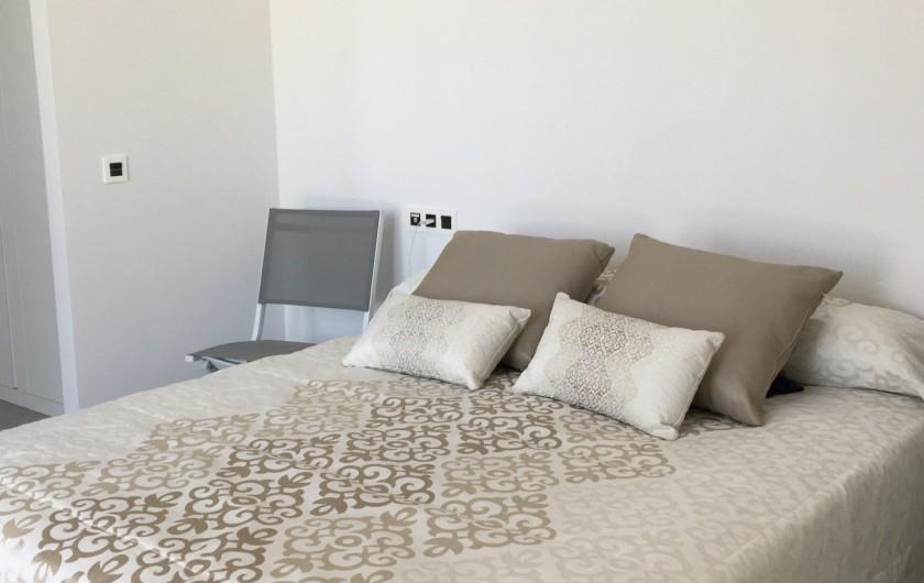 Location de vacances - Villa à San Miguel de Salinas - chambre 2 étage