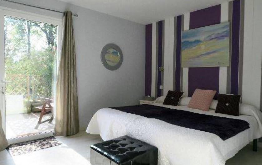 chambres d 39 h tes irrintzina proximit de saint jean de luz et du golf de saint jean de luz. Black Bedroom Furniture Sets. Home Design Ideas