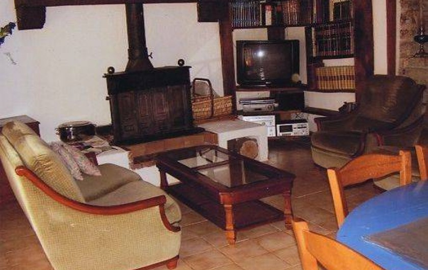 Location de vacances - Villa à Saint-Projet