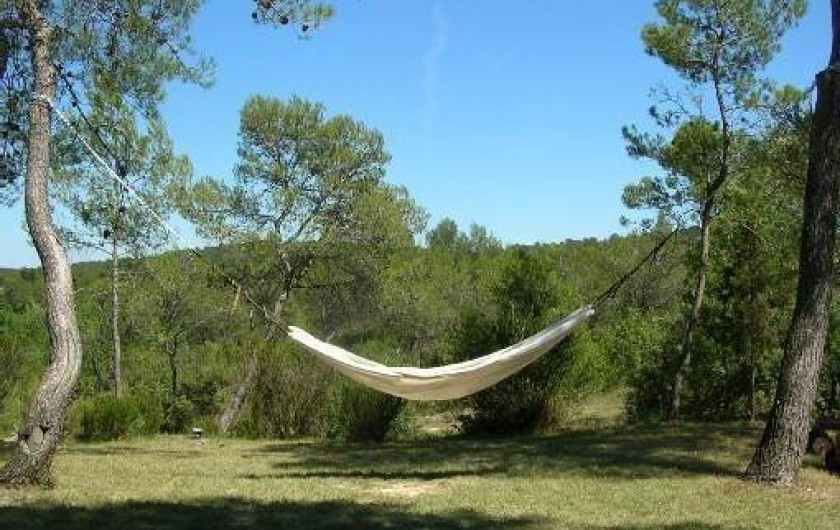 Location de vacances - Mas à Assas - Cool Hamac