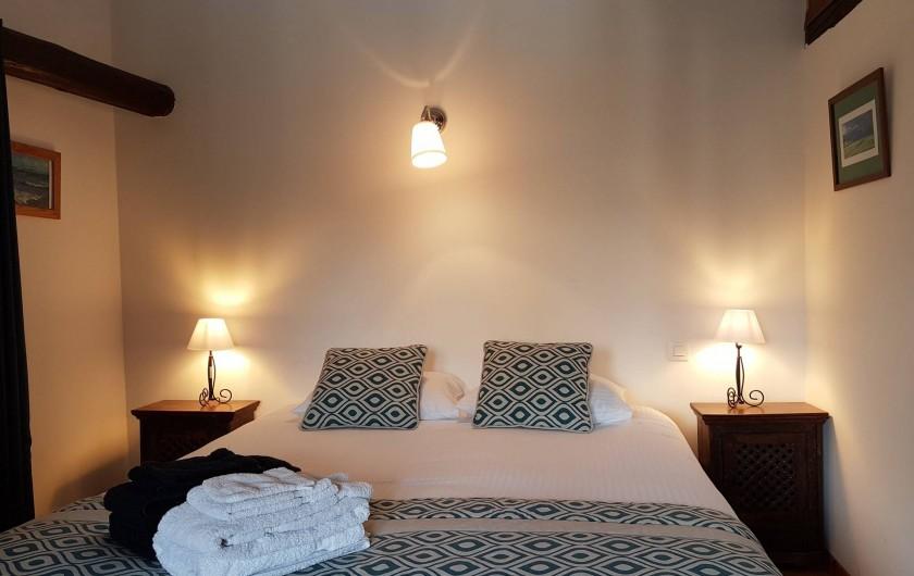 Location de vacances - Chalet à Vaujany - Bedroom