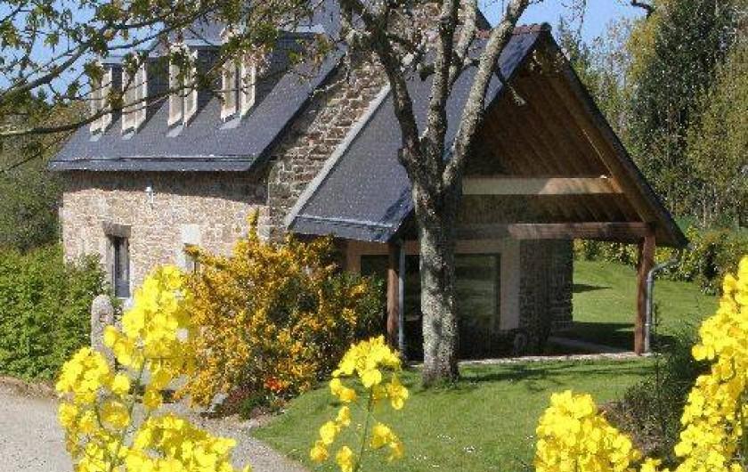 Location de vacances - Gîte à La Forêt-Fouesnant