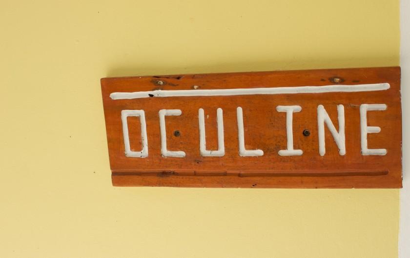 Location de vacances - Villa à Le Vauclin - F4 Gauche