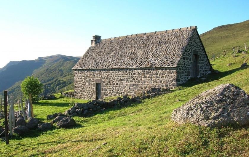 Location de vacances - Gîte à Le Falgoux - Buron de montagne