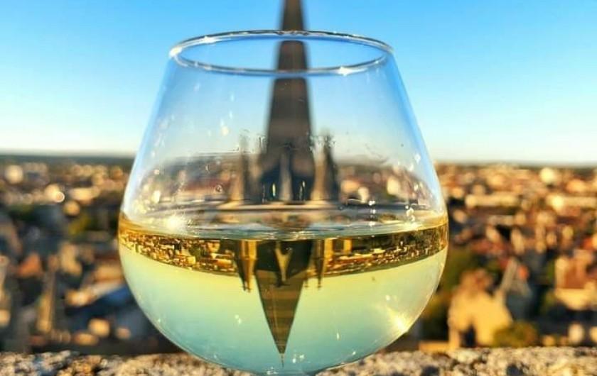 Location de vacances - Appartement à Dijon - La Bourgogne : région de vignobles