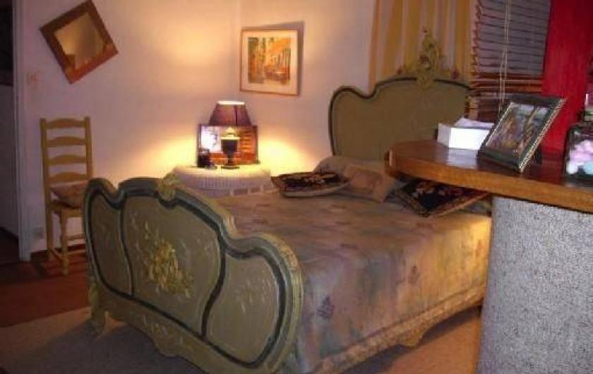 Location de vacances - Villa à Aix-en-Provence - Chambre 30 m2