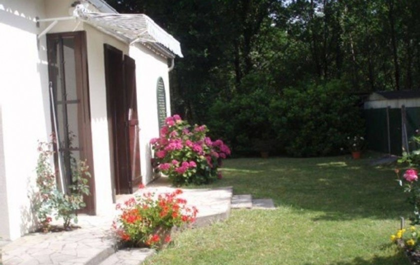 Location de vacances - Studio à Lacanau