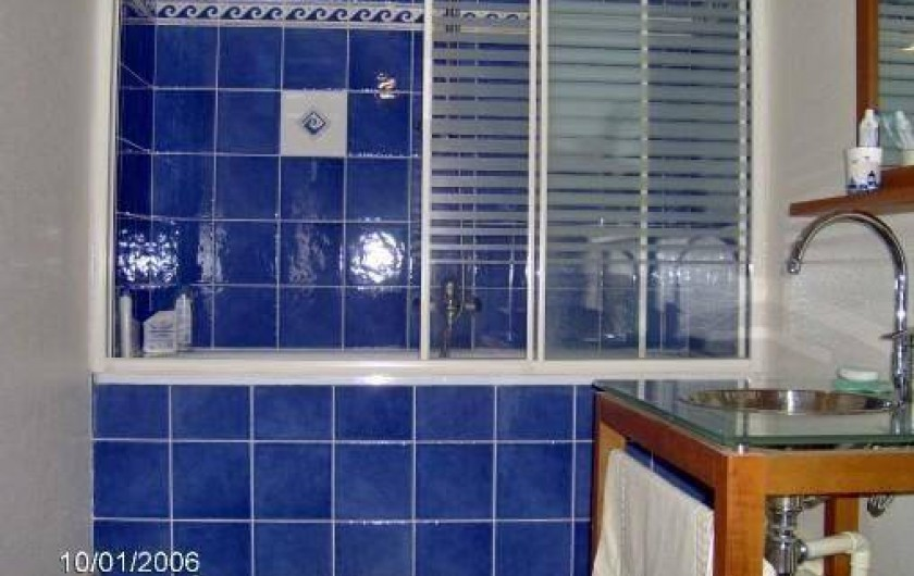 Location de vacances - Maison - Villa à Quiberville - Salle de bains