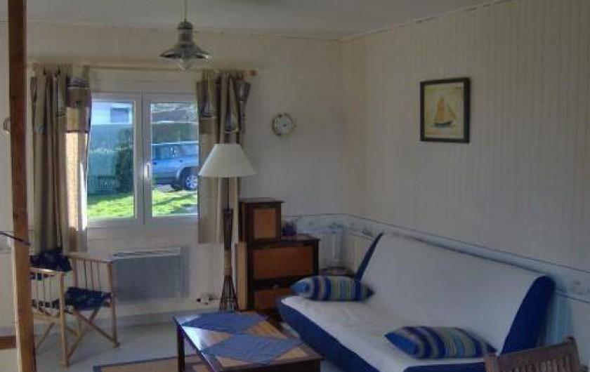 Location de vacances - Maison - Villa à Quiberville - Salon