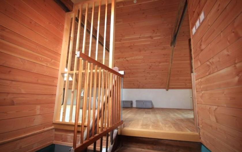 Location de vacances - Maison - Villa à Clohars-Carnoët - entrée dortoir