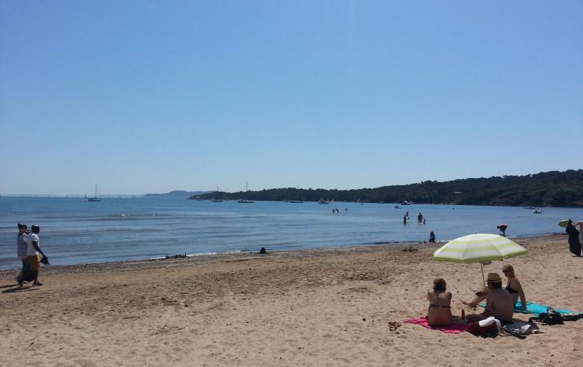 Location de vacances - Appartement à Hyères - plage