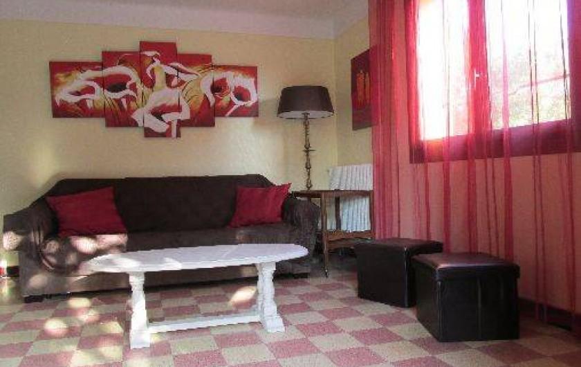 Location de vacances - Villa à La Bocca