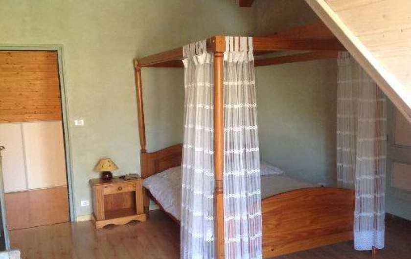 Location de vacances - Chambre d'hôtes à Nantes-en-Ratier