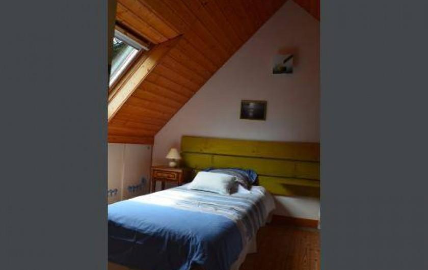 Location de vacances - Maison - Villa à Saint-Jean-Trolimon - Chambre 2