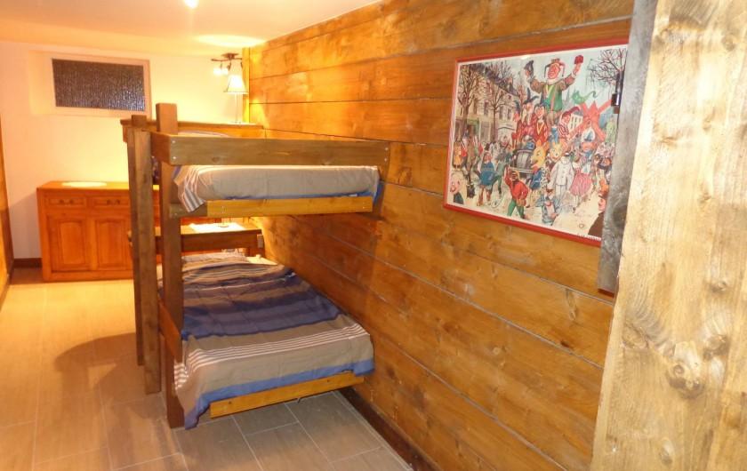 Location de vacances - Gîte à Olwisheim - chambre enfants