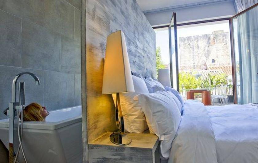 Location de vacances - Chambre d'hôtes à Aigues-Mortes - Augustine
