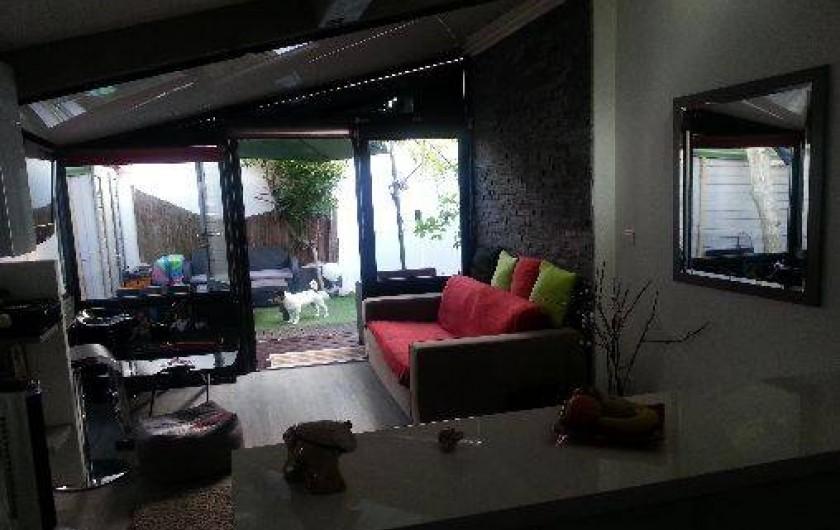 Location de vacances - Studio à Six-Fours-les-Plages