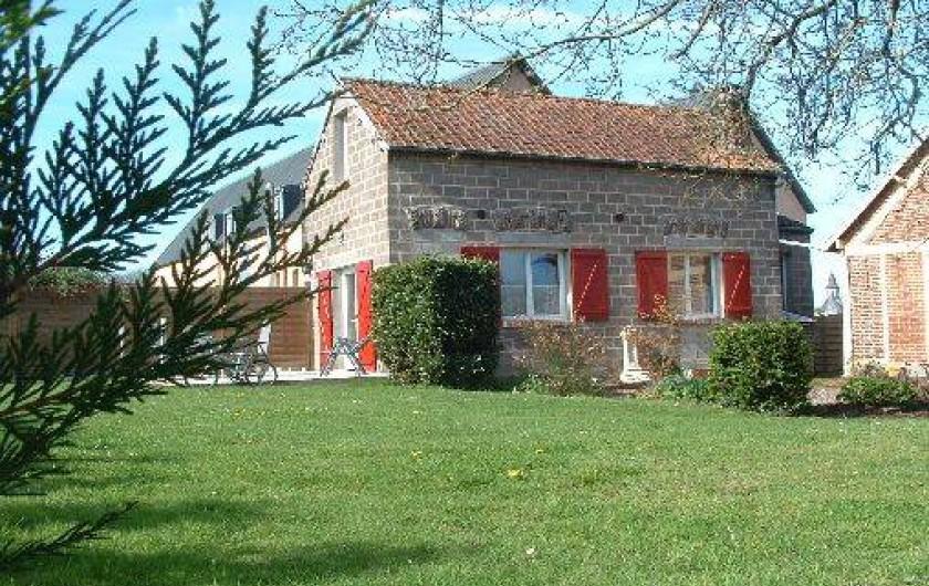 Location de vacances - Gîte à Friville-Escarbotin