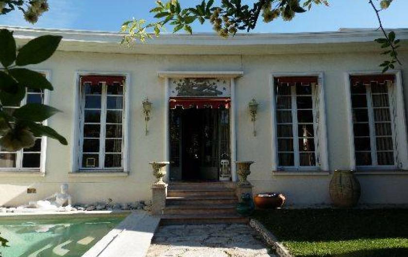 Location de vacances - Villa à Nice