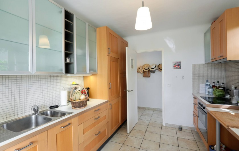 Location de vacances - Villa à Forcalquier - La cuisine