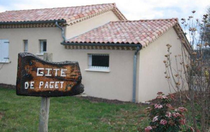 Location de vacances - Villa à Largentière