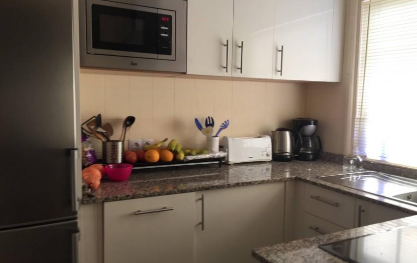 Location de vacances - Appartement à Castillo Caleta de Fuste