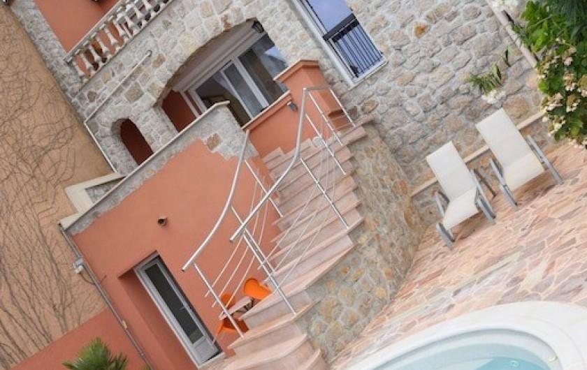 Location de vacances - Villa à La Turbie