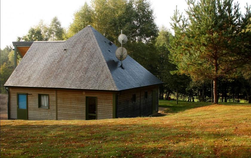 Location de vacances - Gîte à Clergoux