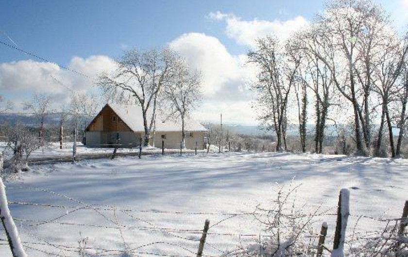 Location de vacances - Gîte à Hautepierre-le-Châtelet