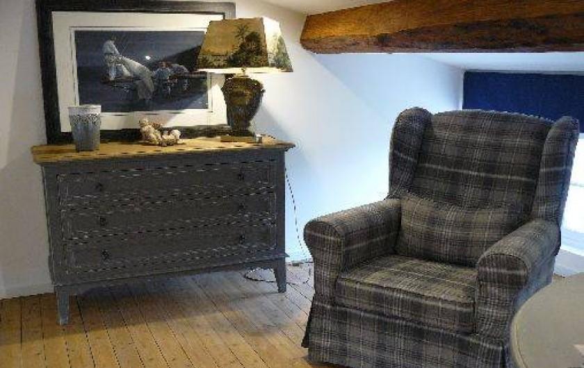 """Location de vacances - Villa à Arsac - La Chambre """"Bleu"""""""