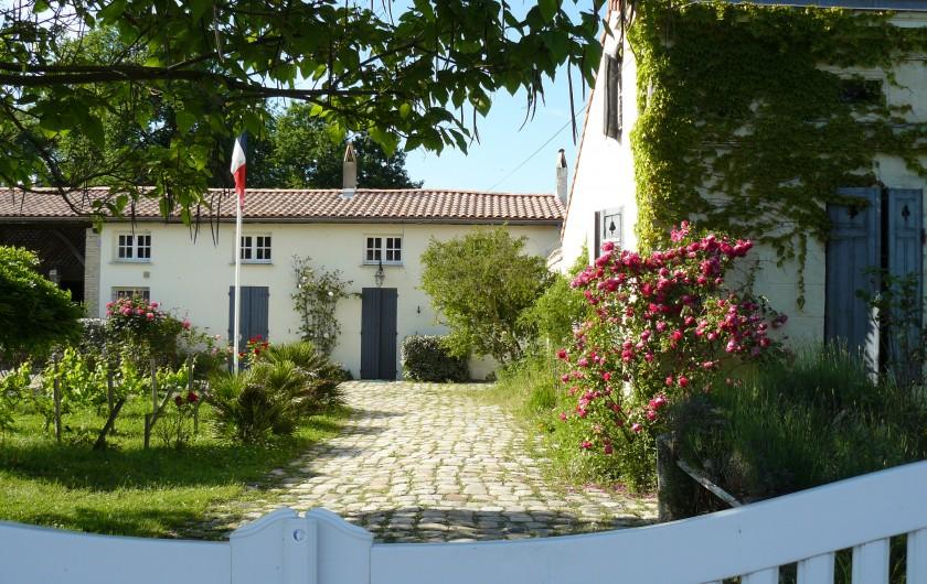 Location de vacances - Villa à Arsac - Une maison pleine de charme !!!
