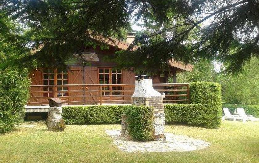 Location de vacances - Chalet à Maisod