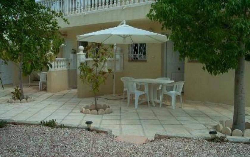 Location de vacances - Appartement à La Azohía
