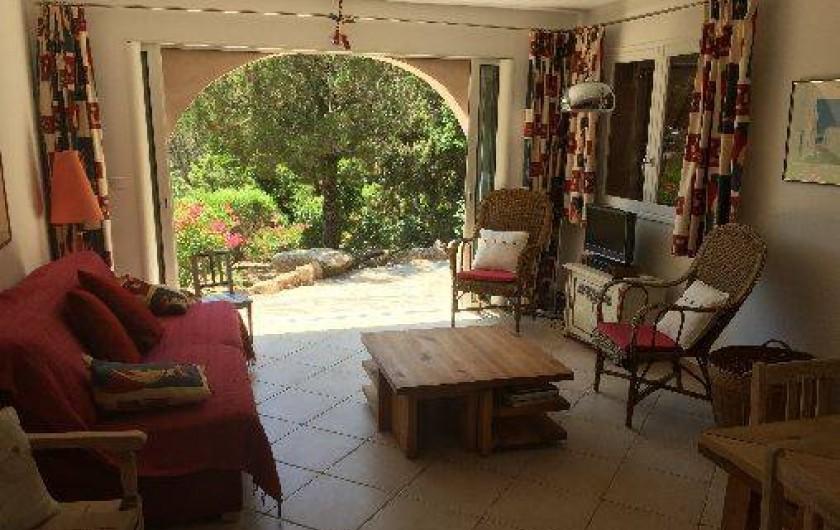 Location de vacances - Villa à Santa Giulia