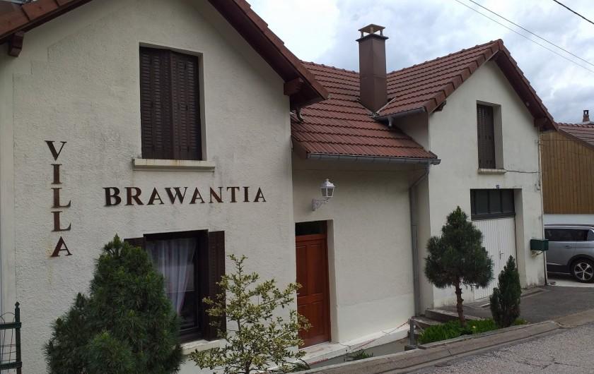Location de vacances - Gîte à Bussang - Maison
