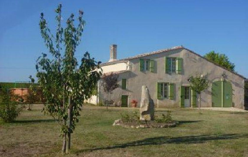 Location de vacances - Villa à Naujan-et-Postiac