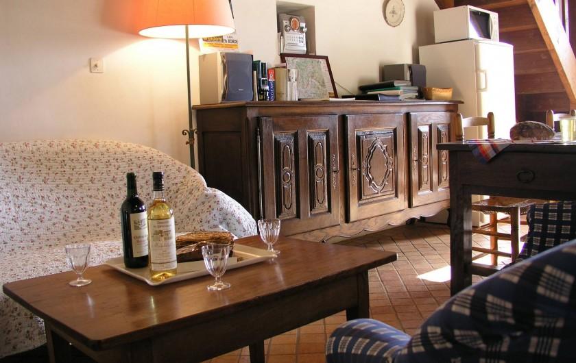 Location de vacances - Maison - Villa à Bézenac - Buffet de cuisine