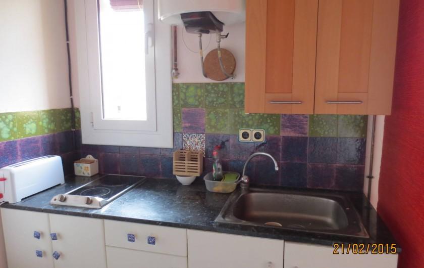 Location de vacances - Appartement à Barcelone