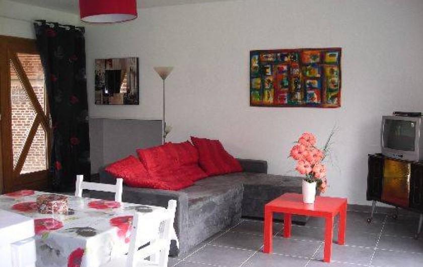 Location de vacances - Gîte à Beauvoir-Wavans