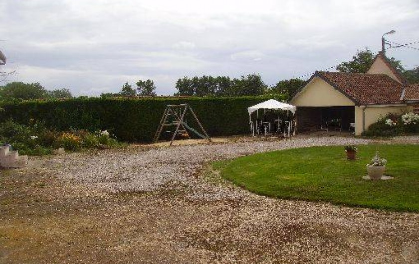 Location de vacances - Gîte à Tigny-Noyelle