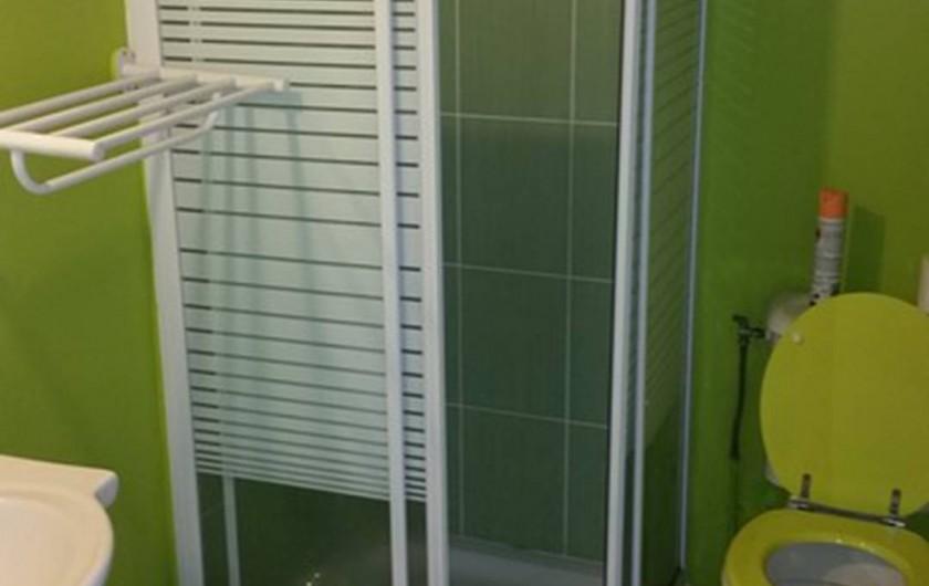 Location de vacances - Villa à Deshaies - Salle de bain 3