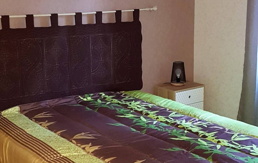 Location de vacances - Gîte à Mayran - Chambre 3