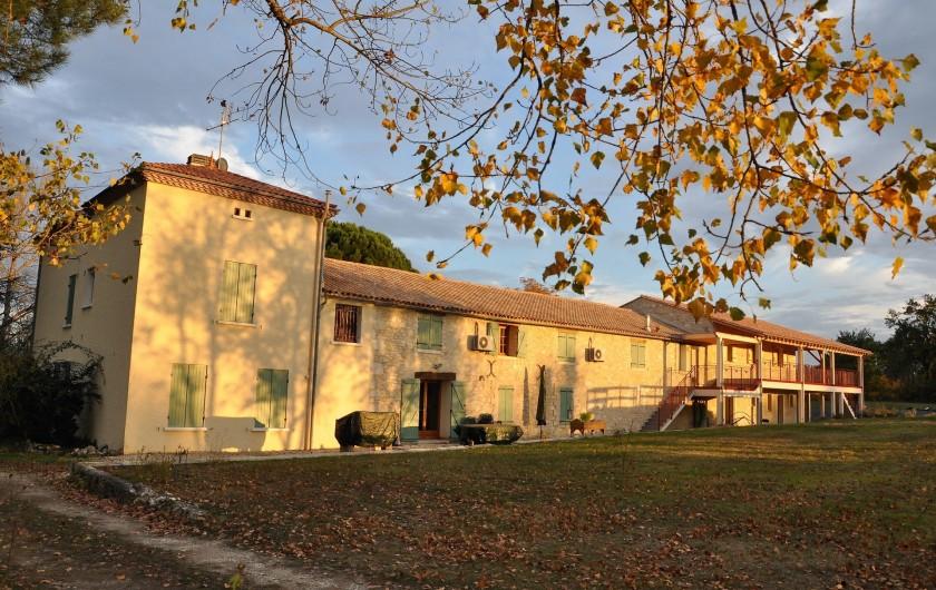 Location de vacances - Chambre d'hôtes à Margueron